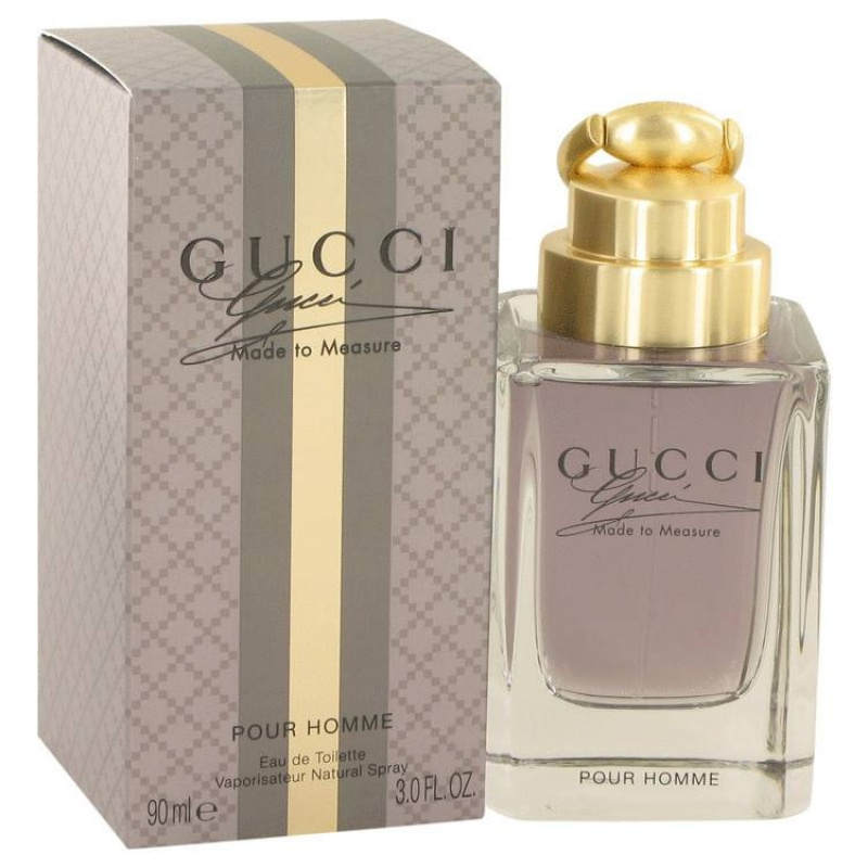 Gucci Made To Measure - Тоалетна вода за мъже EDT 90 мл-Парфюми