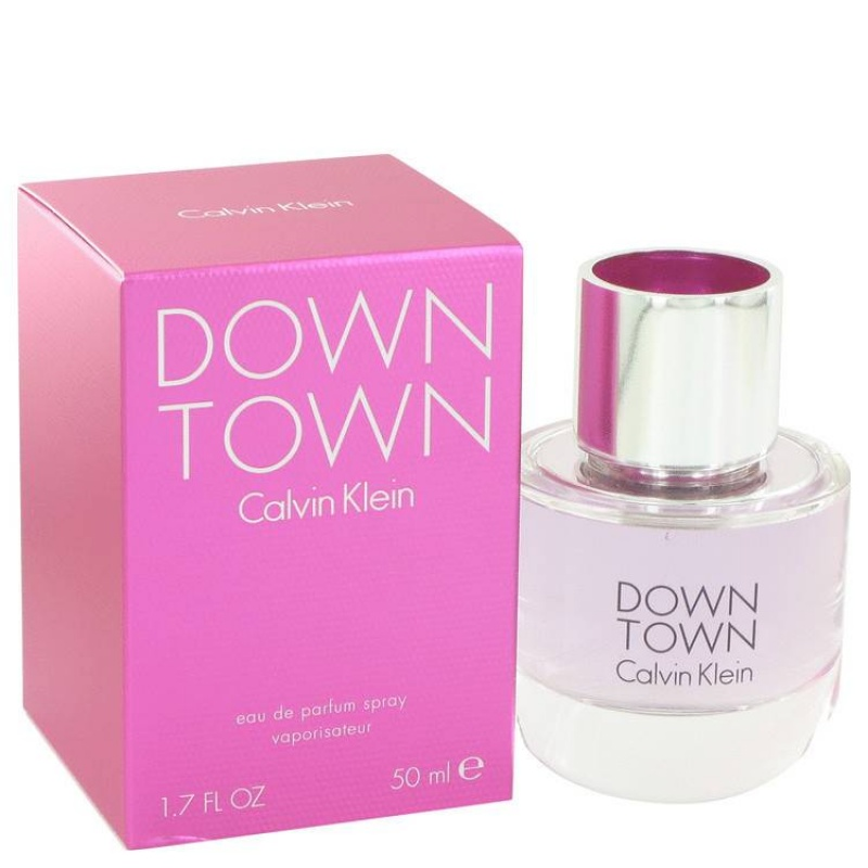 Calvin Klein Ck Downtown - Парфюмна вода за жени EDP 50 мл-Парфюми