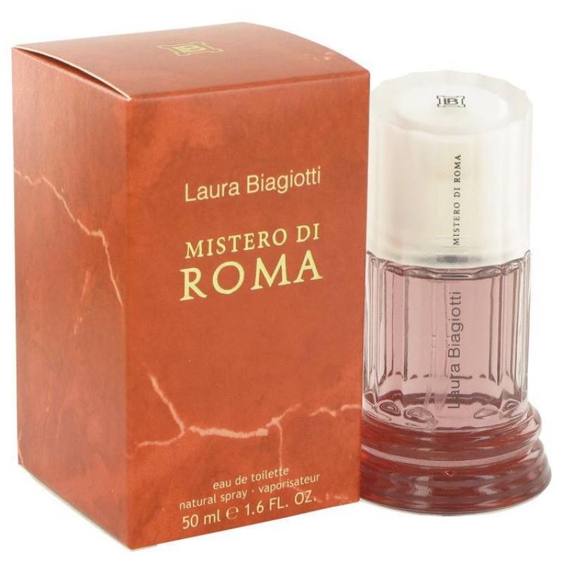 Laura Biagiotti Biagiotti Mistero Di Roma - Тоалетна вода за жени EDT 50 мл-Парфюми