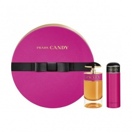 Prada Candy - Комплект за жени - Парфюмна вода 50 мл. + Лосион за тяло 75 мл.-Парфюми