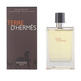 HERMES TERRE d`Hermes - Тоалетна вода за мъже EDT 100 мл.-Парфюми