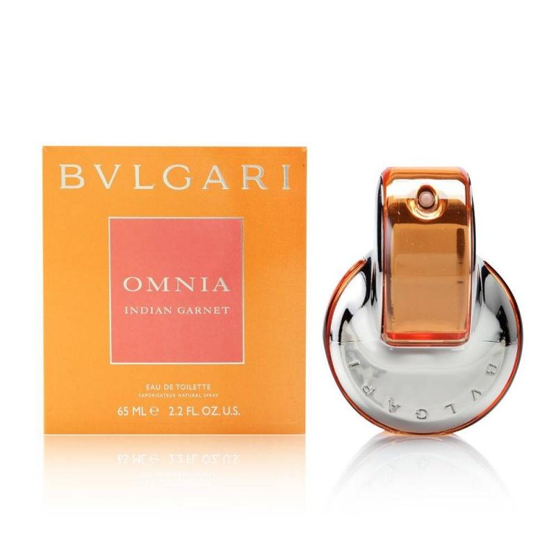 Bvlgari Omnia Indian Garnet - Тоалетна вода за жени EDT 65 мл-Парфюми
