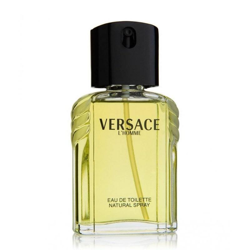 Versace L`Homme - Тоалетна вода за мъже EDT 30 мл-Парфюми