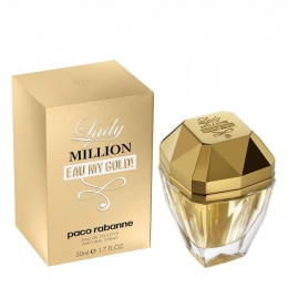Paco Rabanne Lady Million Eau My Gold - Тоалетна вода за жени EDT 50 мл-Парфюми