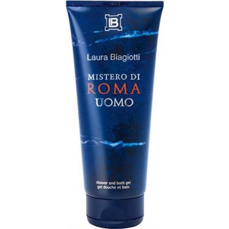 Laura Biagiotti Biagiotti Mistero Di Roma - Душ гел за мъже SG 200 мл-Парфюми
