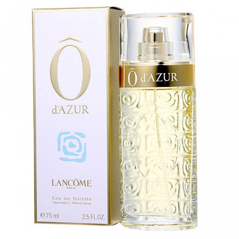 Lancome O D`Azur - Тоалетна вода за жени EDT 75 мл-Парфюми