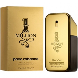 Paco Rabanne One Million - Тоалетна вода за мъже EDT 50 мл-Парфюми