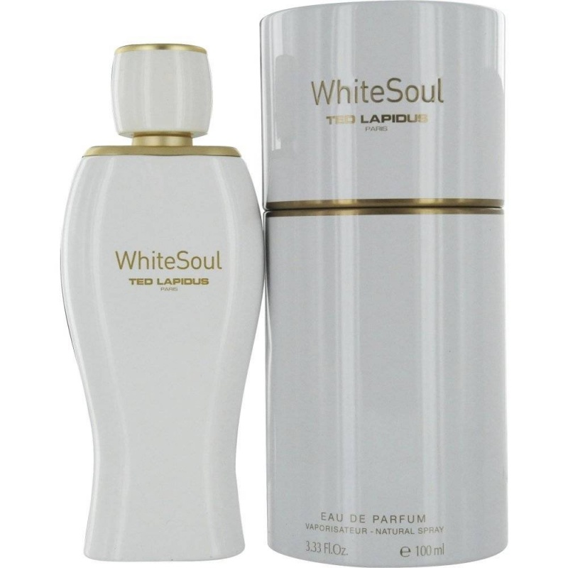 Ted Lapidus White Soul - Парфюмна вода за жени EDP 100 мл-Парфюми