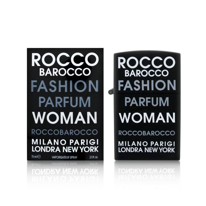 Roccobarocco Rocco Barocco Fashion - Парфюмна вода за жени EDP 75 мл-Парфюми