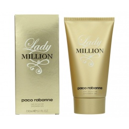 Paco Rabanne Lady Million - Душ гел за жени SG 150 мл-Парфюми