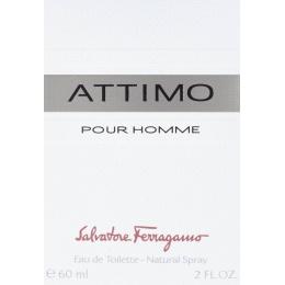 Salvatore Ferragamo Ferragamo Attimo Man - Тоалетна вода за мъже EDT 60 мл-Парфюми