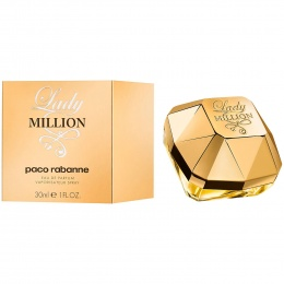 Paco Rabanne Lady Million - Парфюмна вода за жени EDP 30 мл-Парфюми