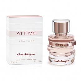 Salvatore Ferragamo Ferragamo Attimo L`Eau Florale - Тоалетна вода за жени EDT 50 мл-Парфюми