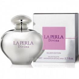 La Perla Divina Gold & Silver - Тоалетна вода за жени EDT 80 мл-Парфюми