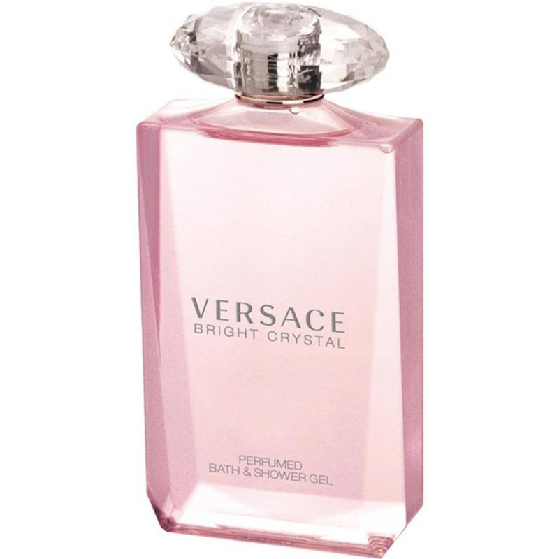 Versace Bright Crystal - Душ гел за жени SG 200 мл-Парфюми