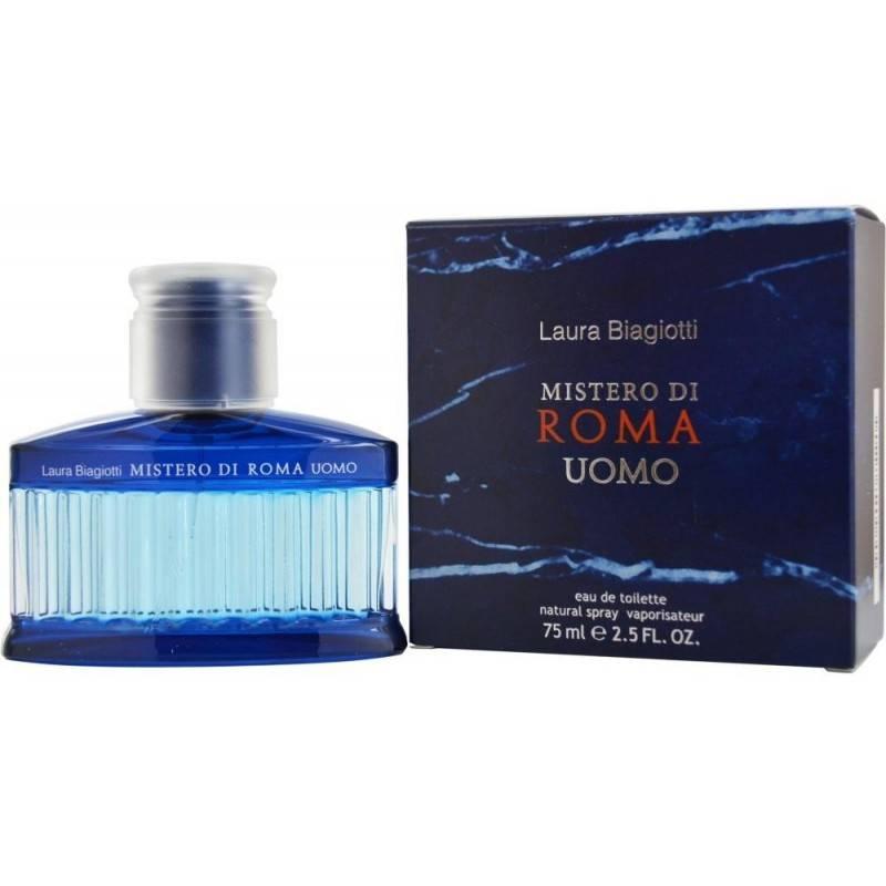 Laura Biagiotti Biagiotti Mistero Di Roma - Тоалетна вода за мъже EDT 75 мл-Парфюми
