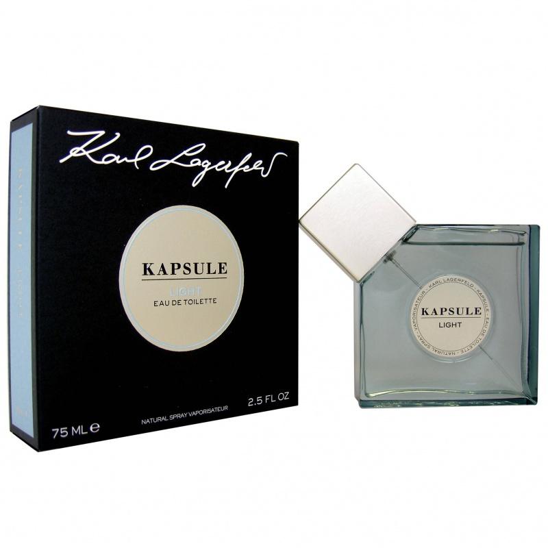 Lagerfeld Kapsule - Тоалетна вода за унисекс EDT 75 мл-Парфюми