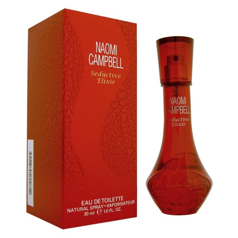 Naomi Campbell Seductive Elixir - Тоалетна вода за жени EDT 30 мл-Парфюми