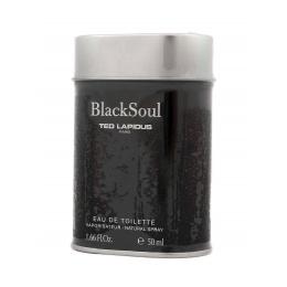 Ted Lapidus Black Soul - Тоалетна вода за мъже EDT 50 мл-Парфюми