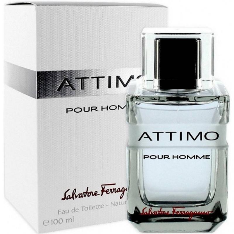 Salvatore Ferragamo Ferragamo Attimo Man - Тоалетна вода за мъже EDT 100 мл-Парфюми