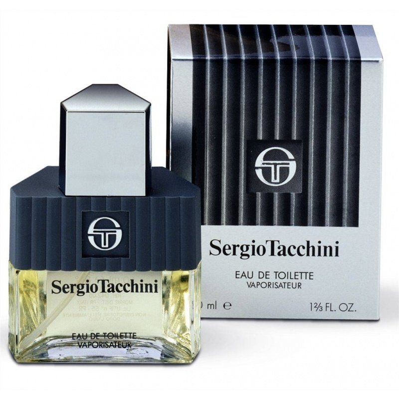 Sergio Tacchini Man - Тоалетна вода за мъже EDT 50 мл-Парфюми