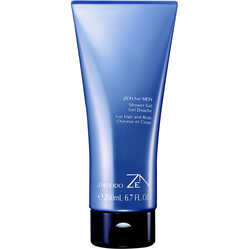 Shiseido Zen - Душ гел за мъже SG 200 мл-Парфюми