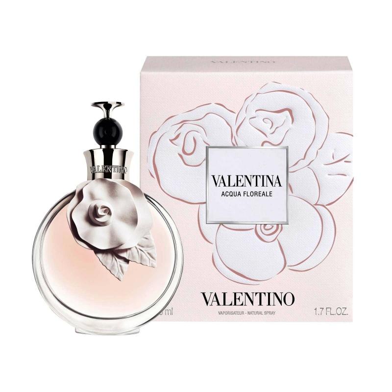 Valentino Valentina Acqua Floreale - Тоалетна вода за жени EDT 50 мл-Парфюми
