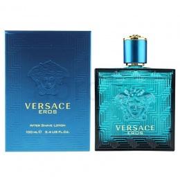 Versace Eros - Афтършейв лосион за мъже ASL 100 мл-Парфюми