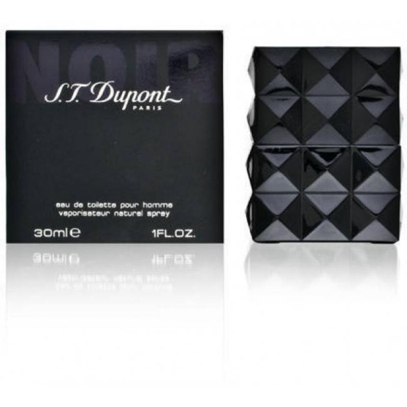 Dupont Noir - Тоалетна вода за мъже EDT 30 мл-Парфюми