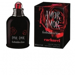 Cacharel Amor Amor Forbidden Kiss  Тоалетна вода за жени EDT 50 мл-Парфюми