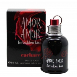 Cacharel Amor Amor Forbidden Kiss  Тоалетна вода за жени EDT 30 мл-Парфюми