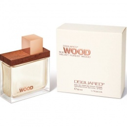 Dsquared 2 She Wood Velvet Forest  Парфюмна вода за жени EDP 50 мл-Парфюми