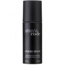 Giorgio Armani Armani Code - Дезодорант за мъже DEODORANT 150 мл-Парфюми