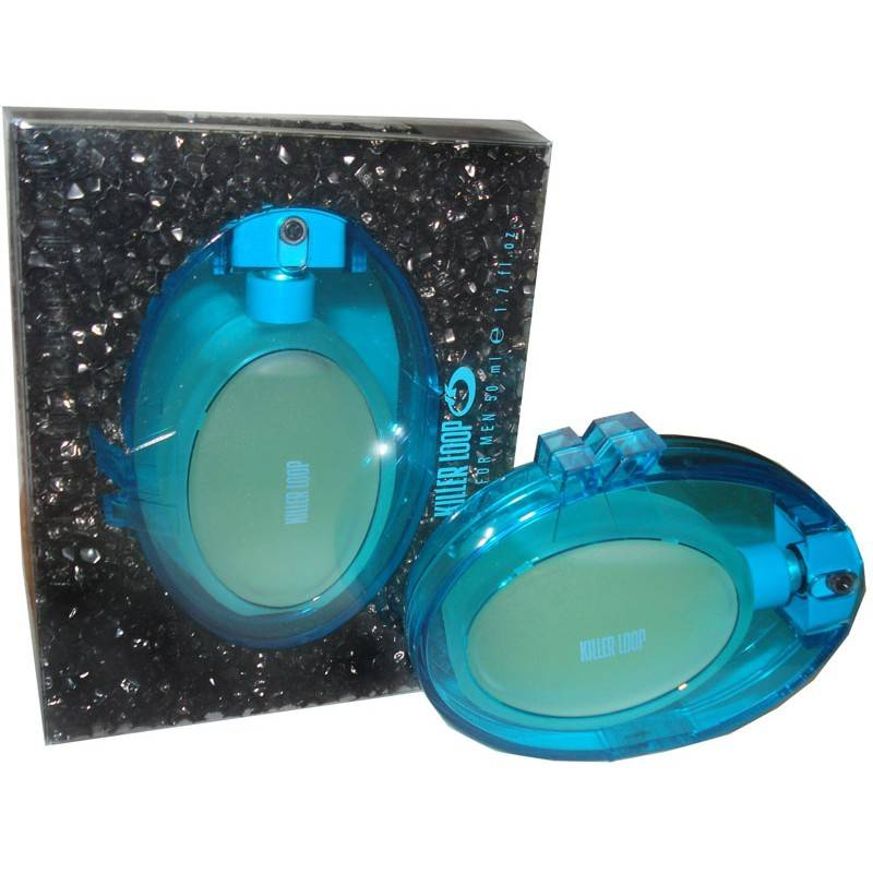 Benetton Killer Loop  Тоалетна вода за мъже EDT 50 мл-Парфюми