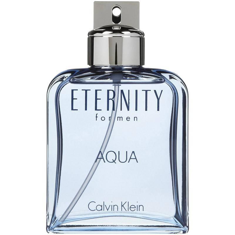 Calvin Klein Eternity Aqua  Тоалетна вода за мъже EDT 50 мл-Парфюми
