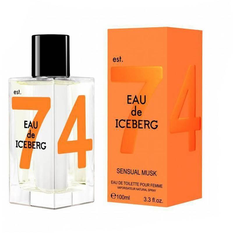 Iceberg Eau De Iceberg 74 Sensual Musk  Тоалетна вода за жени EDT 100 мл-Парфюми