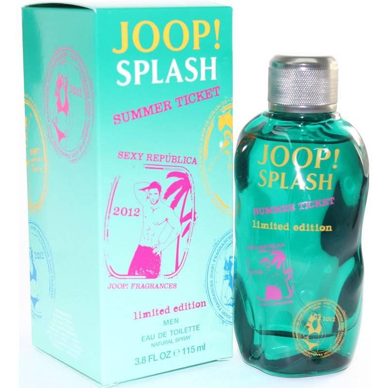 Joop Splash Summenr Ticket  Тоалетна вода за мъже EDT 115 мл-Парфюми