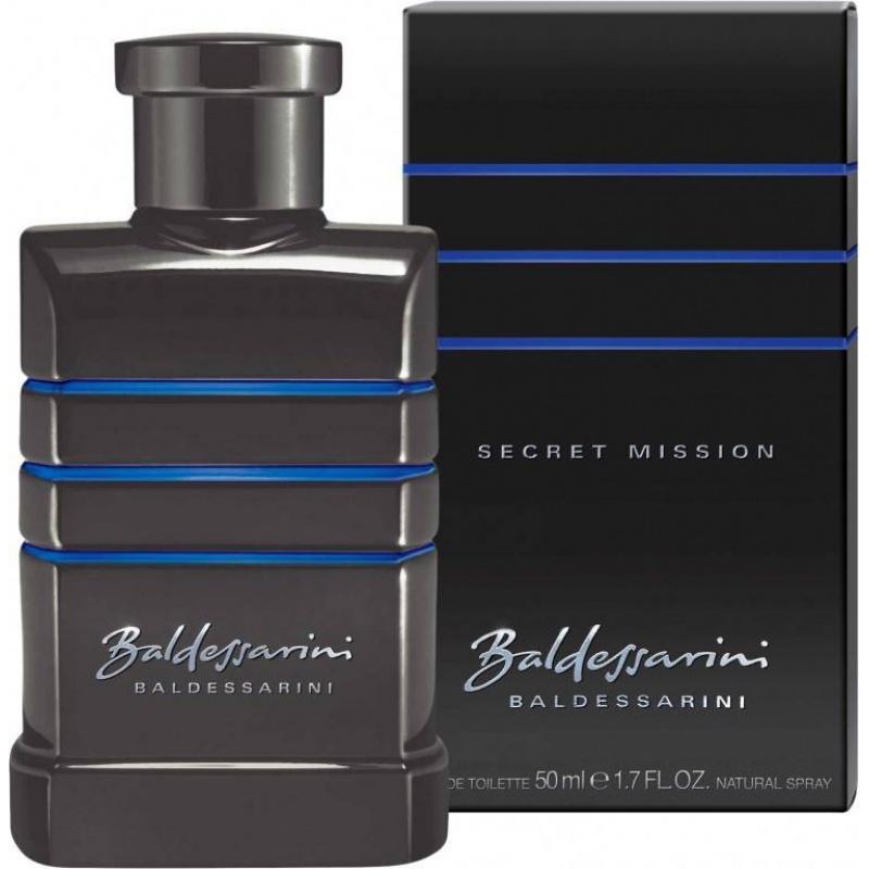 Baldessarini Secret Mission  Тоалетна вода за мъже EDT 50 мл-Парфюми