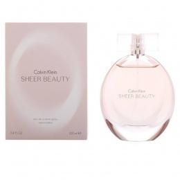 Calvin Klein Sheer Beauty  Тоалетна вода за жени EDT 100 мл-Парфюми