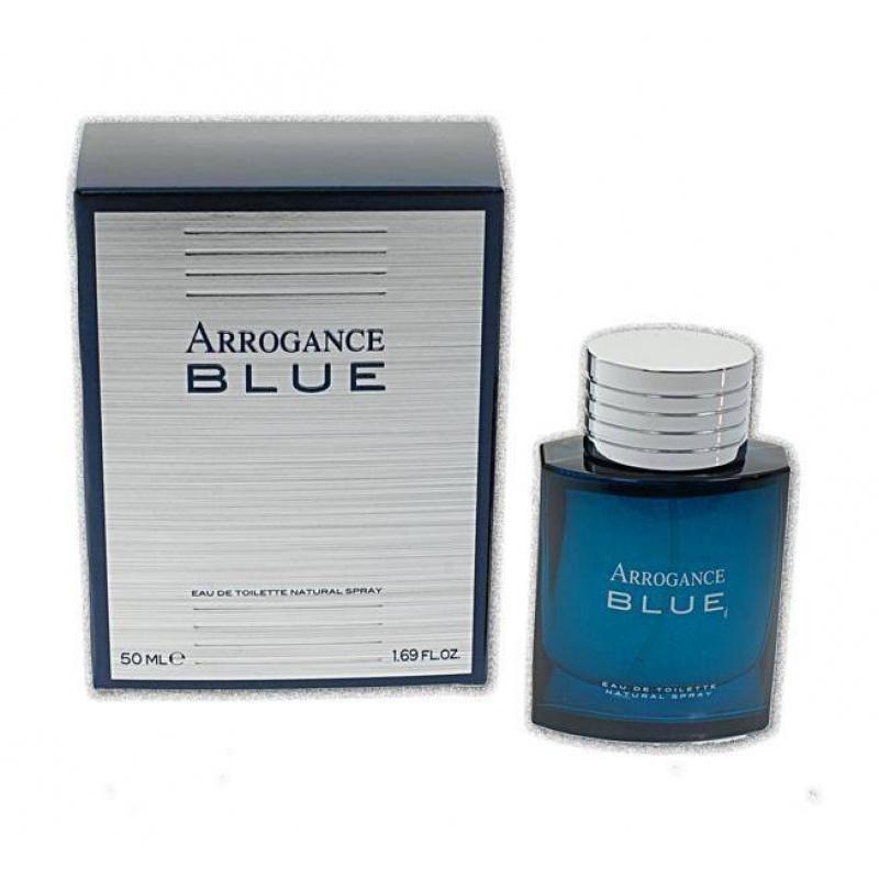 Arrogance Blue  Тоалетна вода за мъже EDT 50 мл-Парфюми