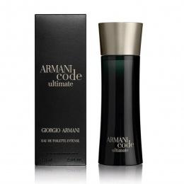 Giorgio Armani Code Ultimate - Тоалетна вода за мъже EDT 75 мл-Парфюми