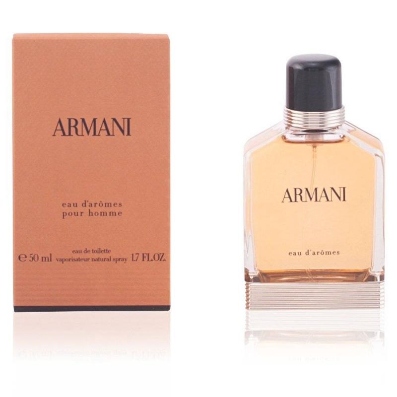 Giorgio Armani Eau D`Aromes  Тоалетна вода за мъже EDT 50 мл-Парфюми
