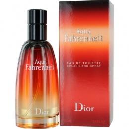 Christian Dior Fahrenheit Aqua - Тоалетна вода за мъже EDT 75 мл-Парфюми