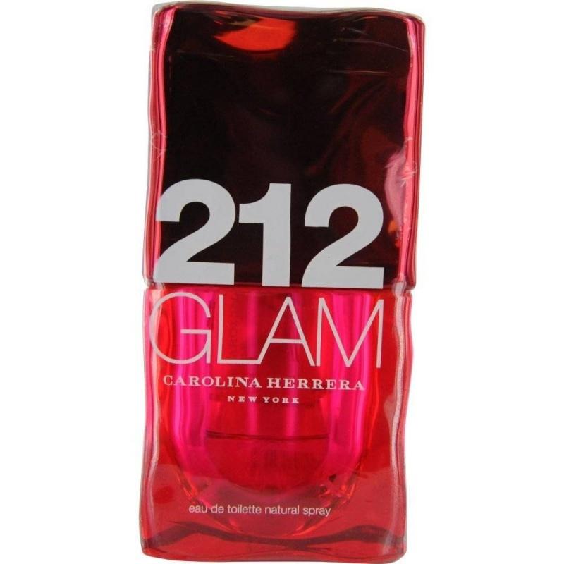 Carolina Herrera 212 Glam  Тоалетна вода за жени EDT 60 мл-Парфюми