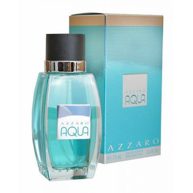 Azzaro Aqua Man - Тоалетна вода за мъже EDT 75 мл-Парфюми