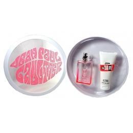 Jean Paul Gaultier Ma Dame Комплект Тоалетна вода + Лосион за тяло за жени EDT + BL 50 мл + 100 мл-Парфюми
