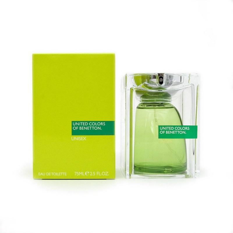 Benetton Benetton  Тоалетна вода за унисекс EDT 75 мл-Парфюми