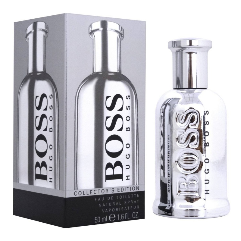 Hugo Boss Bottled Collectors Edition  Тоалетна вода за мъже EDT 50 мл-Парфюми