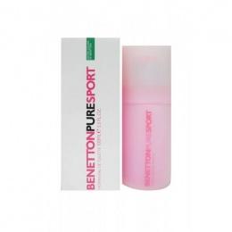 Benetton Pure Sport  Тоалетна вода за жени EDT 100 мл-Парфюми