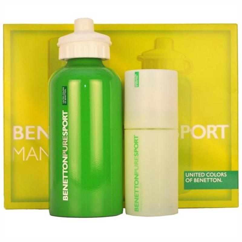 Benetton Pure Sport  Тоалетна вода за мъже EDT 100 мл-Парфюми